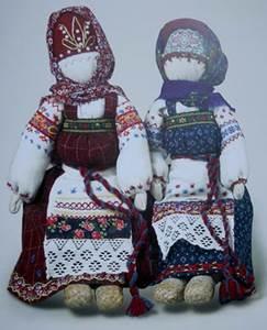 Народная кукла на рубеже XIX–XX столетий